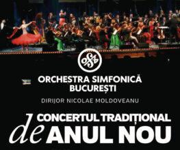 Orchestra Simfonică București - Concertul Traditional de Anul Nou (8)