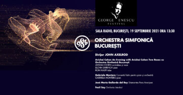 Concert Orchestra Simfonică București - Festivalul George Enescu