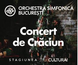 Orchestra Simfonică București - Concert de Crăciun