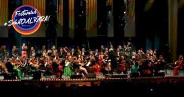 Concert Orchestra Simfonică București - Festivalul #SalutCULTURA!