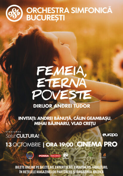 Orchestra Simfonică București - Femeia, Eterna Poveste