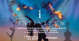 Orchestra Simfonică București prezintă INFINITVM