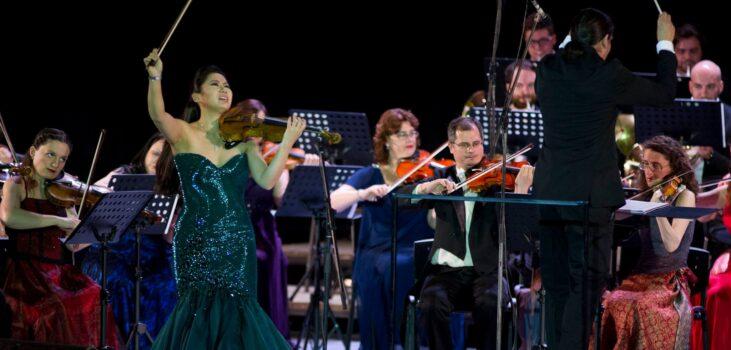 Orchestra Simfonică București -Sarah Chang