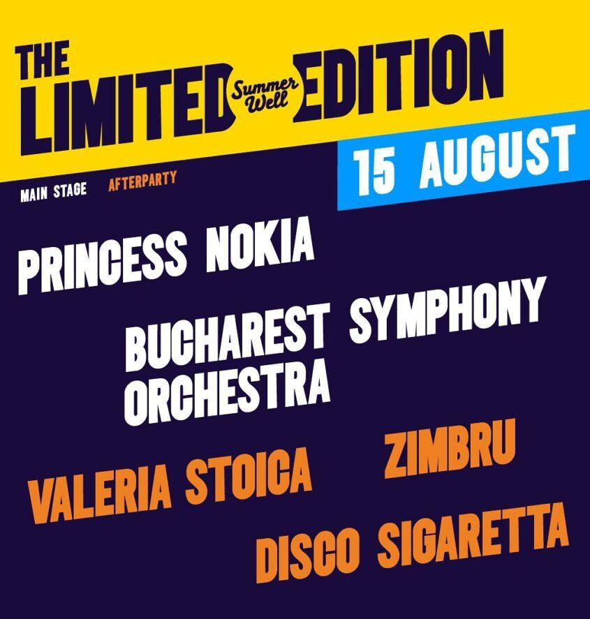 Orchestra Simfonica București - Summer Well Festival